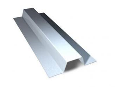 Galvanized steel track